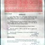 affidavit Presidentcompress